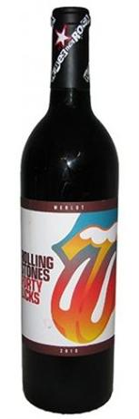 Wines That Rock Merlot Rolling Stones Forty Licks